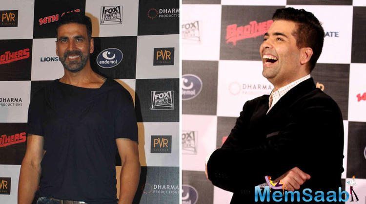 Akshay, however, stepped in to co-produce the film himself, and now, Karan Johar has made the news official, revealing the title and release date of the movie.