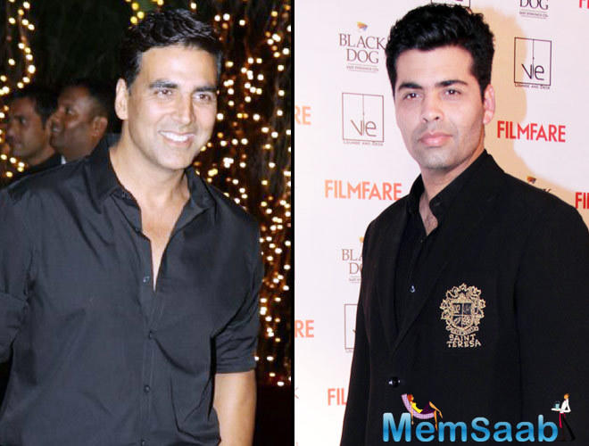 Such has been his form that Salman Khan and Karan Johar had decided to jointly produce a film starring Akki.