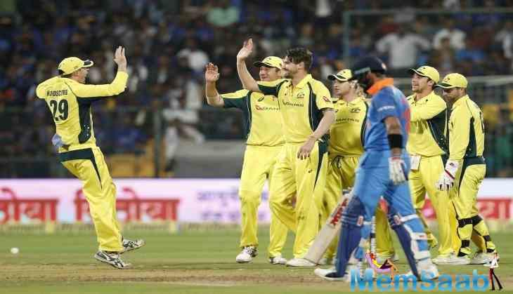 With this victory, the three-match series is now locked at 1-1 with the third and the final match scheduled to be held on Friday in Hyderabad.