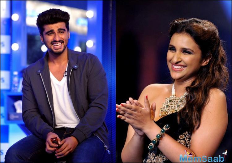 Earlier we broke the news that, Parineeti Chopra and Arjun Kapoor will soon be seen in Sandeep Aur Pinky Faraar and Namaste Canada.
