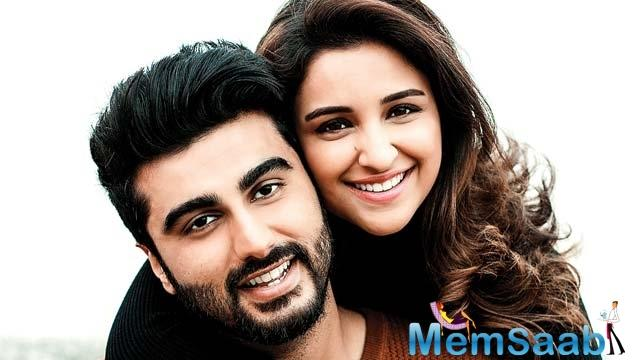 These days Pari busy with the promotion of Golmaal Again, during an event Parineeti jokes that Arjun is rather lucky to work with her.