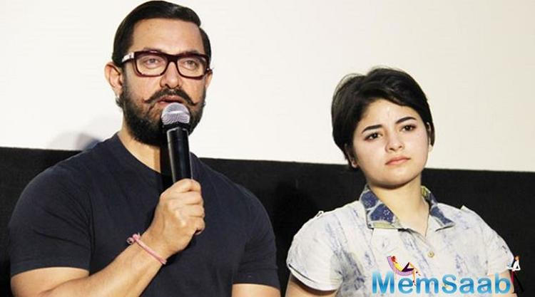 Aamir, who has been the star of some of the biggest money-spinners in Bollywood, said he
