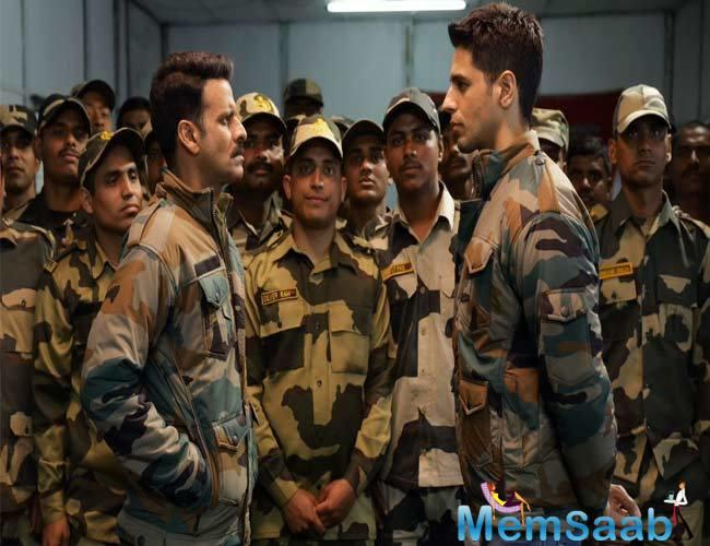 'Aiyaary' is produced by Shital Bhatia, Dhaval Jayantilal Gada and Motion Picture Capital.