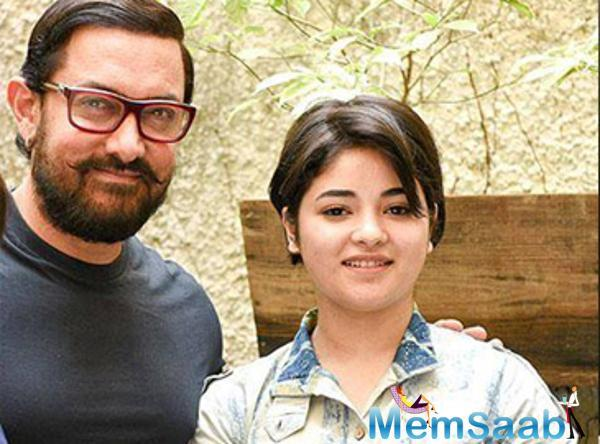Zaira Wasim, who made her acting debut along side Aamir Khan in 'Dangal', said she has not seen any of the films of Aamir Khan.