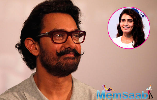 Fatima Sana Shaikh sure is one lucky girl. After bagging Aamir Khan's Dangal, she is also a part of Thugs Of Hindostan.