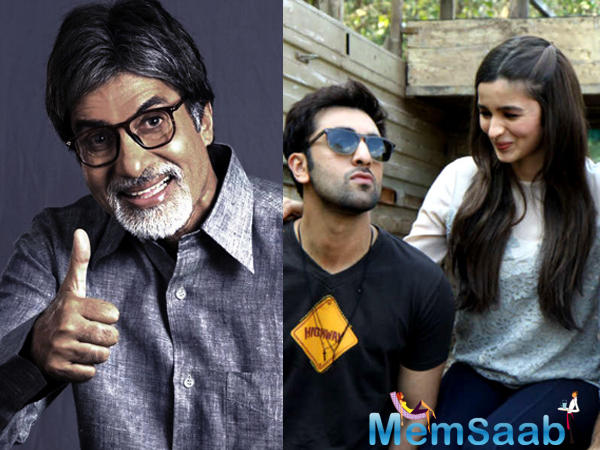 Filmmaker Ayan Mukerji said he is elated that megastar Amitabh Bachchan is on board his next directorial 'Brahmastra'.
