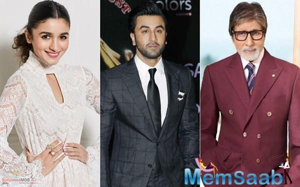 In the movie, Ranbir will play a character with special powers and Ayan said it is not a typical costume clad-superhero film.