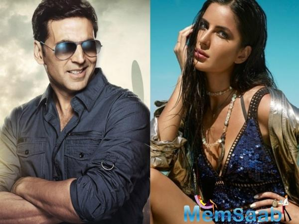 After working in five or more than that films, Akshay and Katrina are reuniting yet again.