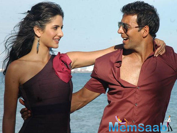 Turns away, when he wanted another celebrity face along with him to promote his martial arts tournament, he phoned up his old co-star Katrina Kaif after a very long time.
