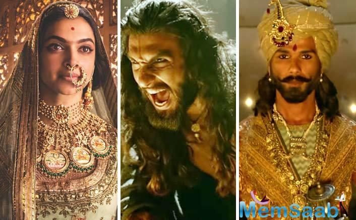And therefore, in line with that, they have warned the makers that should the film release without being pre-sieved to the Rajput organizations, they will burn down the cinema halls and multiplexes screening them.