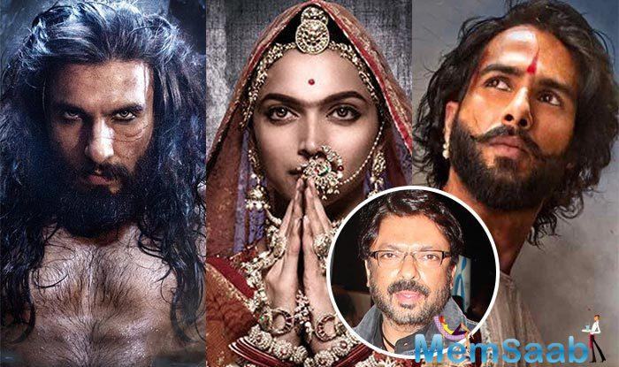 Still, it looks like troubles for the makers of Padmavati are not over yet!
