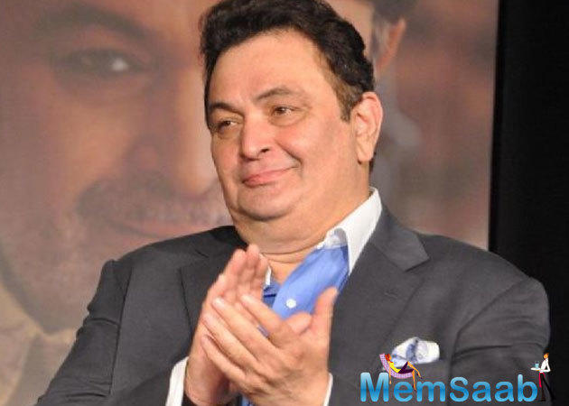 Just days into shooting for his next film titled 'Mulq', actor Rishi Kapoor took to Twitter to share his first look.