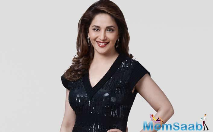 Bollywood's dancing queen, diva, and indeed an idol among millions of Indians across the globe, Madhuri Dixit-Nene is now all set to feature in a Marathi film.
