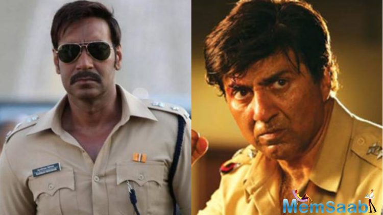 Ajay is very keen on starting Singham 3, but Rohit and his team aren't ready with the script yet.
