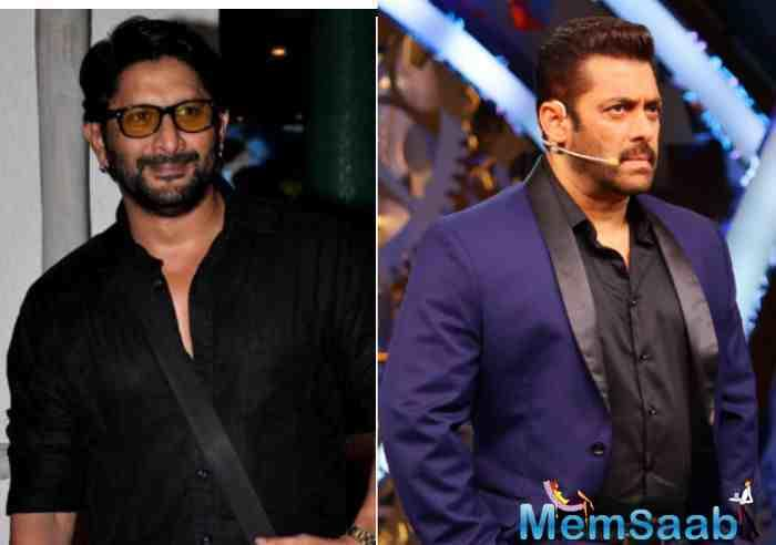 Bigg Boss is set to be one of the most controversial shows on the telly. It is filled with controversies, but Arshad Warsi thinks it's down market!