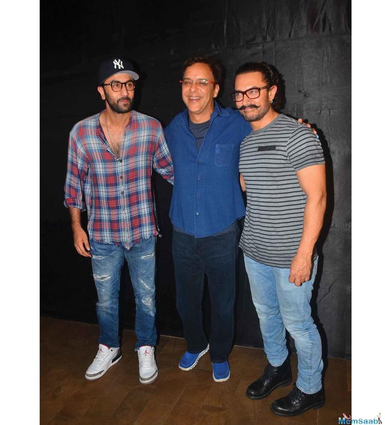At a special screening of Secret Superstar, Filmmaker Vidhu Vinod Chopra praised the film and Zaira's performance.