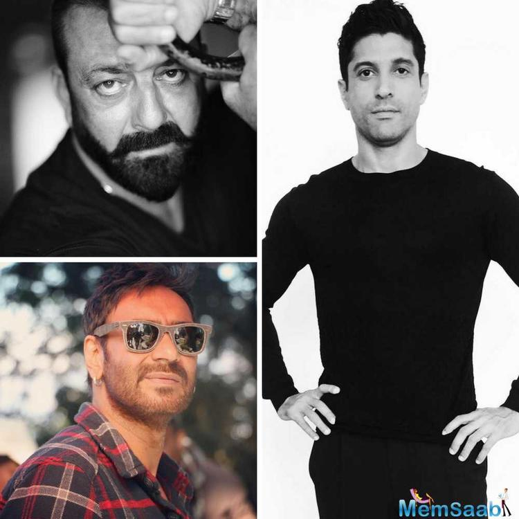 Ajay said the team is working on the script and once it is done, they will think of an actress. Meanwhile, the 'Singham' star is looking forward to the release of 'Golmaal Again' on October 20.