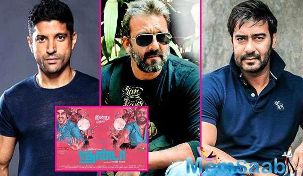 Ajay, who is currently busy with Golmaal Again, is excited about his production, which will be directed by Nishikant Kamat, with whom he worked in the 2015 hit thriller 'Drishyam'