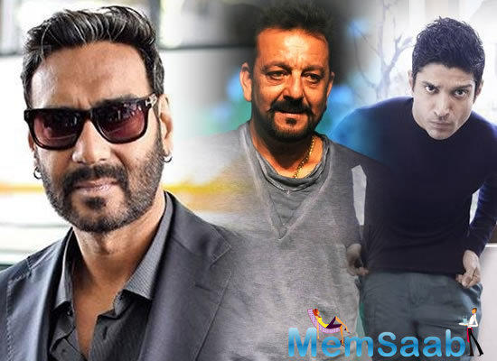 The film will star Farhan Akhtar and Sanjay Dutt in lead roles.