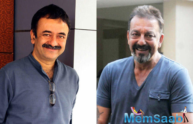 While it may be Ranbir Kapoor, who plays Sanjay Dutt in Rajkumar Hirani's biopic informally titled Dutt, don't be surprised when you see the actor himself popping up on screen at some point.