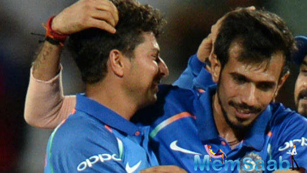 The left-handed Latham also said, we had taken note of Kuldeep and Chahal's recent performances.
