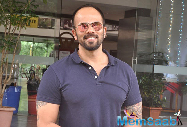 From being an exuberant action director to turning his attention to comedy, Rohit Shetty has certainly shifted gears.