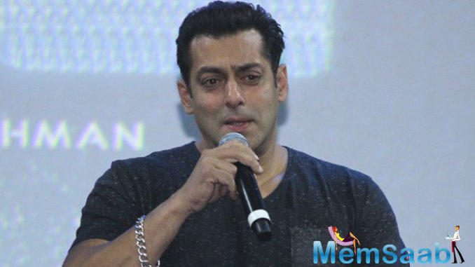 On Salman being the correct pick to meet the protagonist in Bharat, Atul insists it's a decision taken from the core.