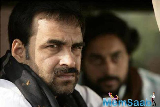 Pankaj Tripathi, who has won the Best Actor title at the Cape Town International Film Market and Festival for 'Mango Dreams', said the appreciation of talent anywhere in the world always feels good.