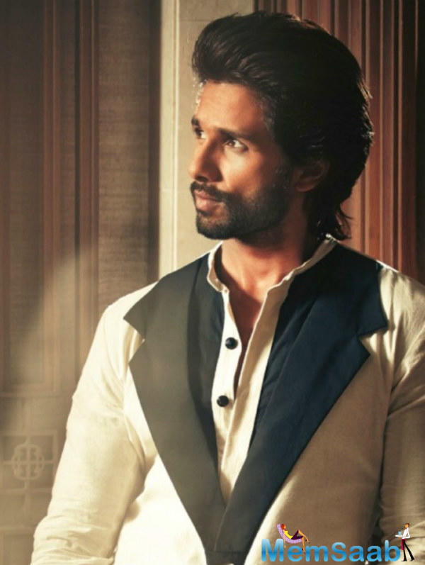 The Udta Punjab actor then goes on to add that he trusts the filmmaker Sanjay Leela Bhansali's decision.