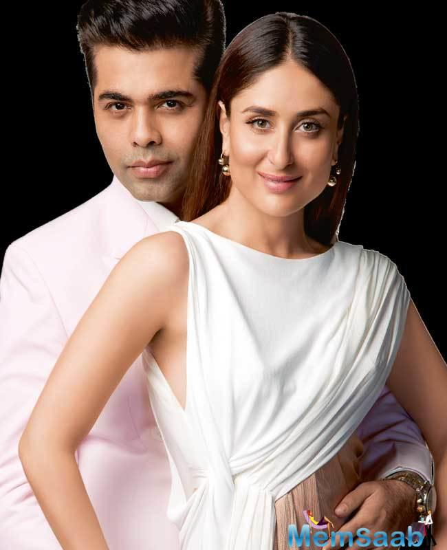 Johar has previously judged Jhalak Dikhla Jaa and also hosts the popular celebrity talk-show, Koffee With Karan.