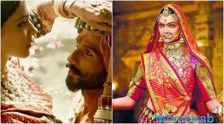Deepika Padukone has been garnering immense love and praise from across quarters for essaying the role of Rani Padmini in the best way.