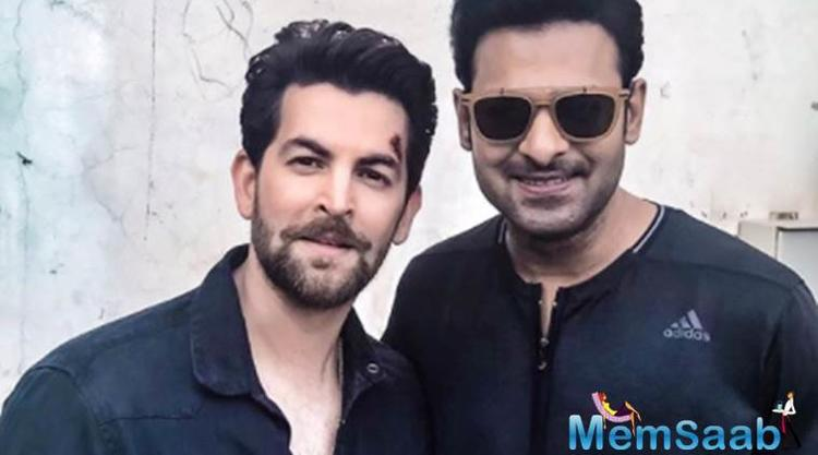 "Neil Nitin Mukesh, busy with the multilingual film ""Saaho"", says he has changed his gym and weight gain routine for the action sequences in the movie."