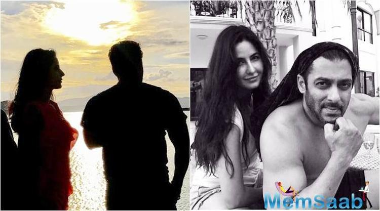 After sharing a click with Salman, social media active Katrina shared another set of photos from the beautiful locales of Greece.
