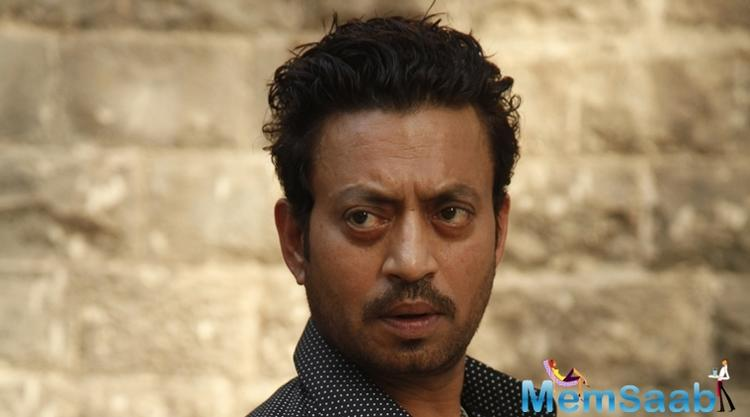Irrfan also added that he will devote a few months to become physically prepared for the role.