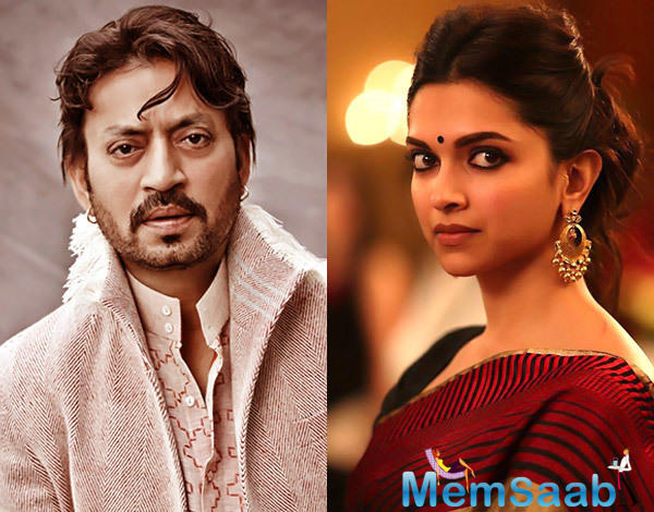 Talking about the same, Irrfan said,