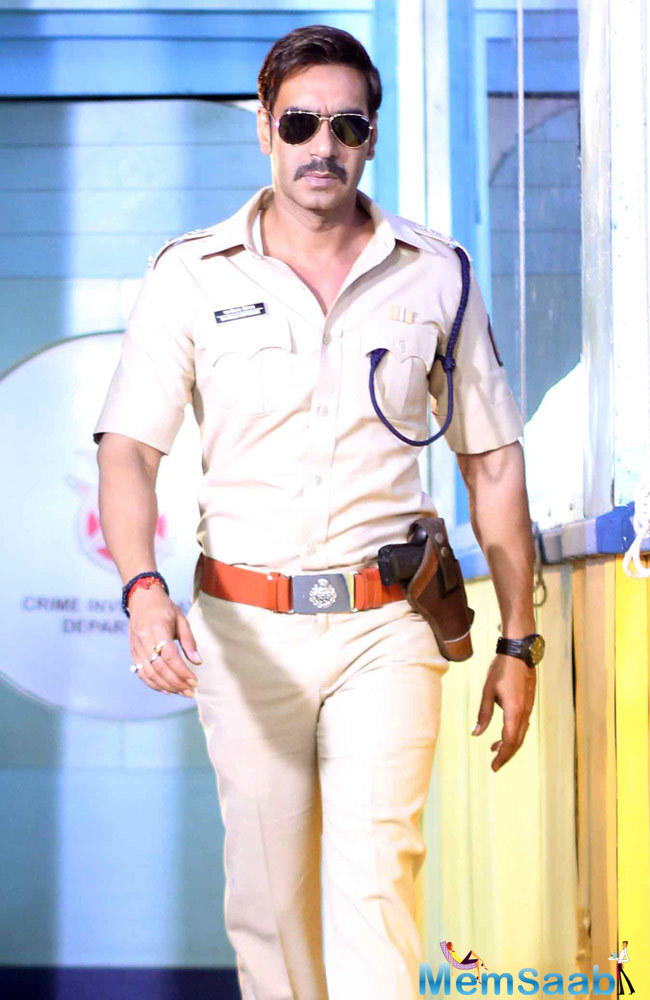 Ajay Devgn-Rohit Shetty's Singham is one of the loved cop movies of Bollywood.