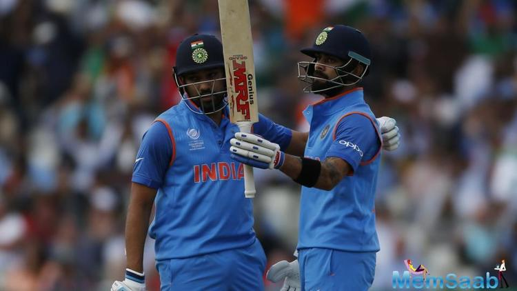 Rohit Sharma played a pivotal role as India fended off New Zealand's challenge to win the third and final ODI here on Sunday.