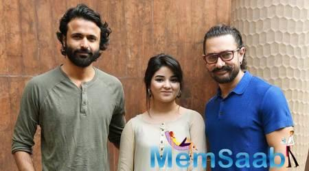 Up-and-coming actor Zaira Wasim says she is an introvert but will not shy away from speaking her mind if the need comes up.