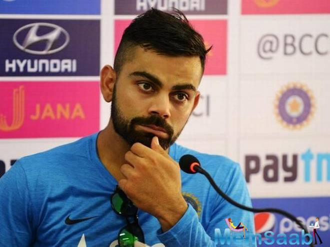 India skipper Virat Kohli has surged back to the top position among batsmen in the latest ICC ODI Player Rankings, within just ten days of losing it to South Africa batsman AB de Villiers.