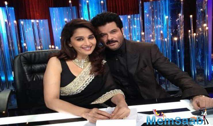 Madhuri and Anil Kapoor last seen together in Pukar, Now Anil Kapoor and Madhuri will be coming together in a film again.