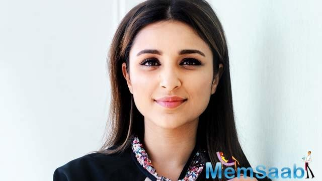 Pari said she shares a comfort level with the actor.