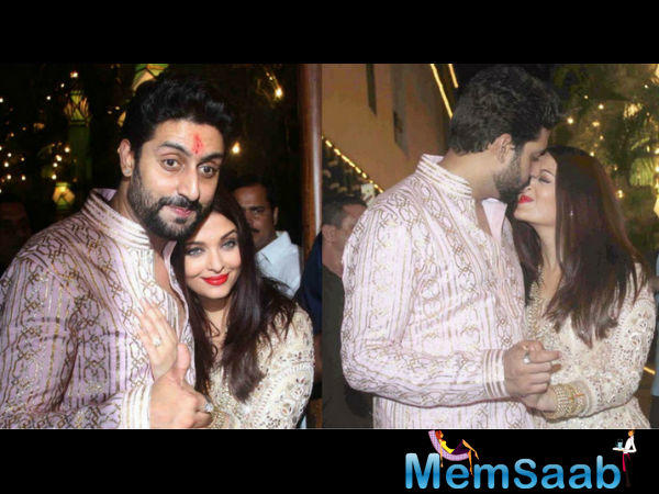 In a recent interview with a leading daily, Abhishek shared an insight on how Aishwarya does everything for their daughter Aaradhya and has become a