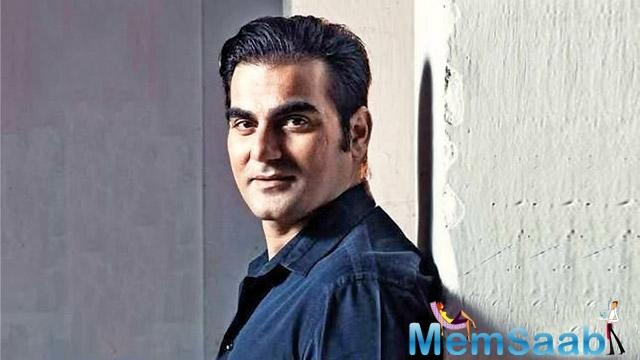 Arbaaz is currently waiting with a few releases, and says he's grateful that filmmakers still think of him when making movies.
