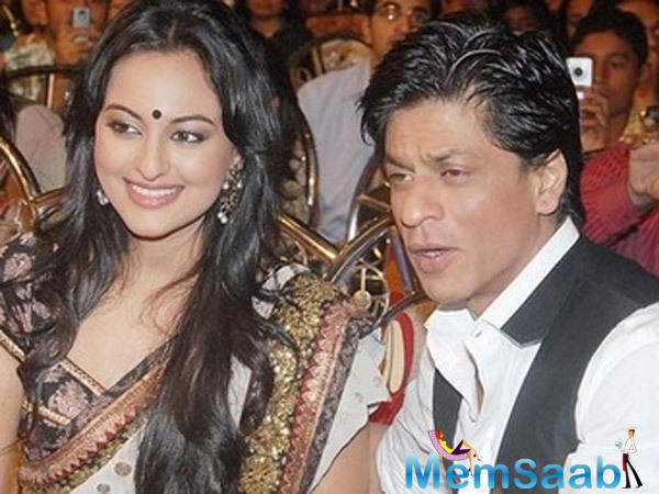 Sonakshi Sinha, who is currently busy with the promotion of Ittefaq, wants to work with King of romance Shah Rukh Khan.