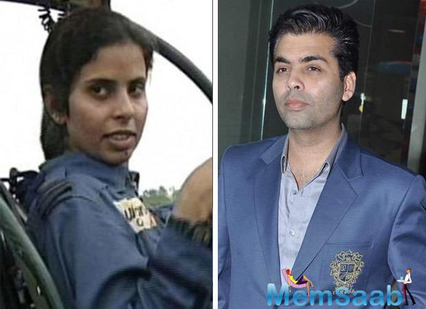 Karan is also partaking as a producer in many women-oriented flicks like the Alia Bhatt-starter Raazi.
