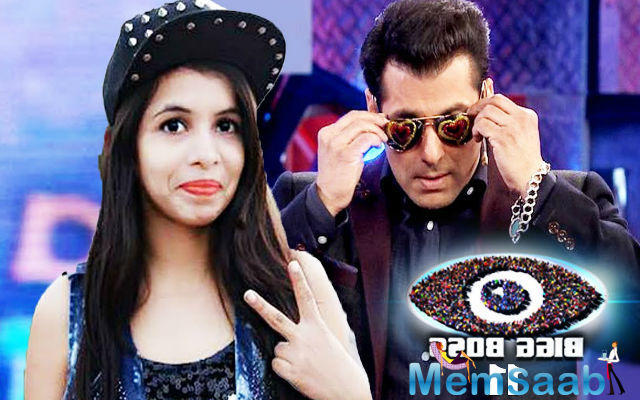 """The Youtube sensation who has hits like """"Selfie Maine Le Li Aaj"""", """"Dilon Ka Shooter"""", """"Swag Wali Topi"""" and """"Afreen"""" under her kitty also got a golden chance to compose a viral song in the Bigg Boss house."""