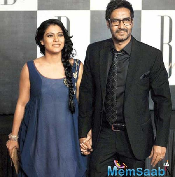 Ajay Devgn is in no mood to cooperate with two masses — one is a director and the other is an actress.