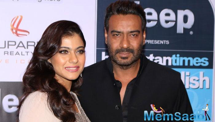 Ajay last starred with Kajol in his directorial venture U Me Aur Hum in 2008, and followed it up voicing for characters along with his actress wife in Toonpur Ka Superhero. Regrettably, both these movies gave way.