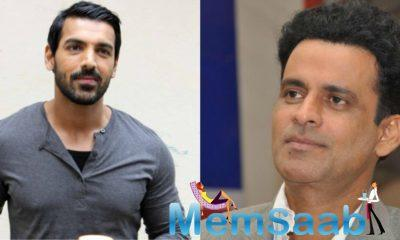 John Abraham And Manoj Bajpayee team up for a film