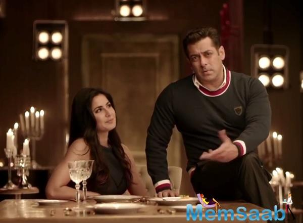 Salman has, over the years, rejected on-screen intimacy to the point of being considered a prude.